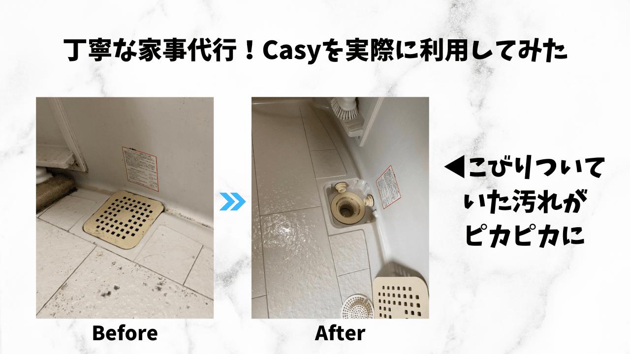 Casyの体験レビュー
