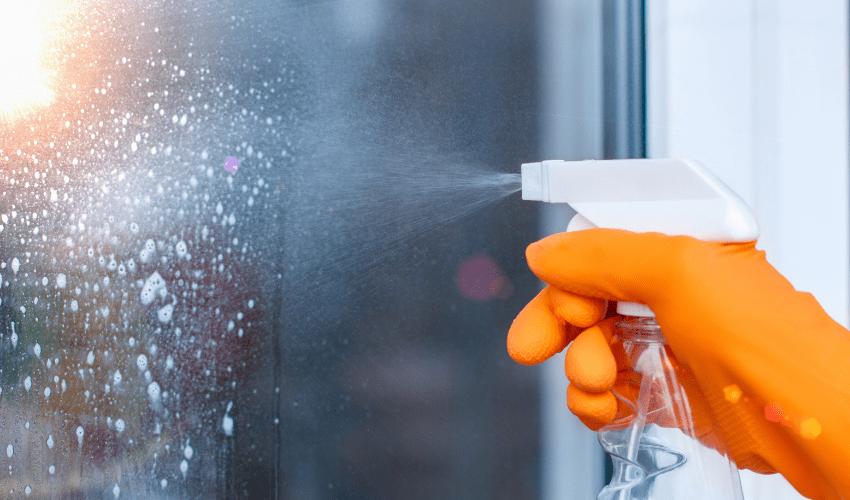 使用している洗剤の種類や掃除の技術を確認!